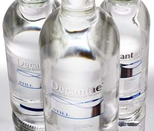 Decantae Mineral Water