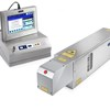 Linx CSL10 laser marking unit, supply unit and touchscreen